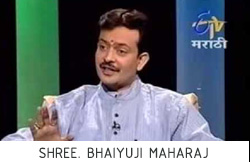 Shree. Bhaiyuji Maharaj